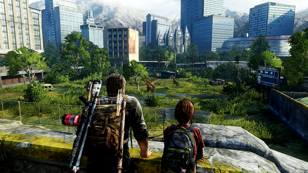 TWD The Last of Us