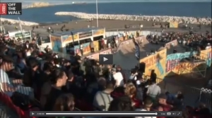 Streaming live del Vans Off The Wall Spring Classic @ Rotonda Diaz