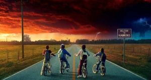 "Il ciclone ""Stranger Things"""