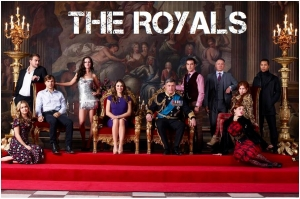 """The Royals"": Scandali a corte"