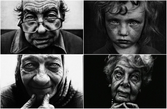 Homeless, un progetto fotografico di Lee Jeffries