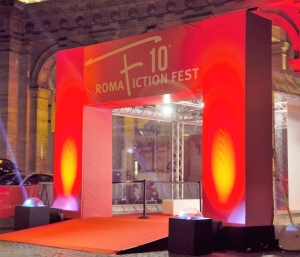 Roma Fiction Fest, l'ultima edizione in una photogallery