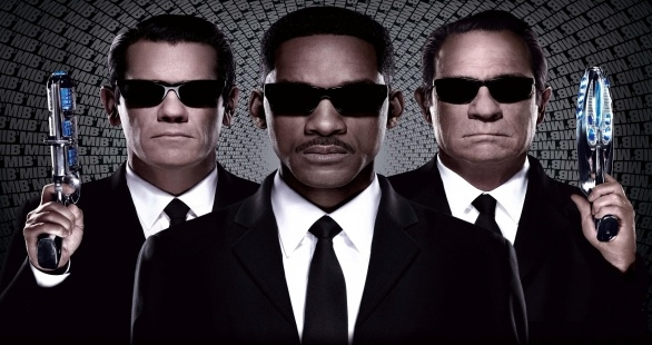 Men in black: back in black