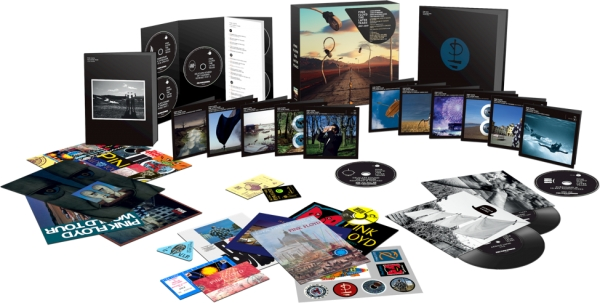Il 29 novembre esce Pink Floyd The Later Years