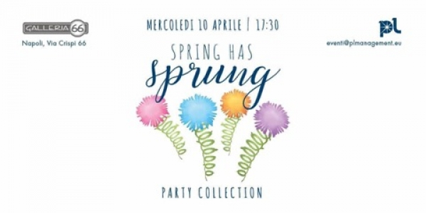 "Il #lussoaccessibile nello ""Spring Party Collection"" di Galleria 66"